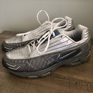 VTG Nike Air Max Tailwind 2002 shoes, 10